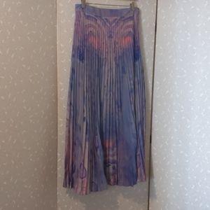 NEW! Anthropologie maxi skirt